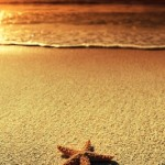 скраб для ног из песка в домашних условиях